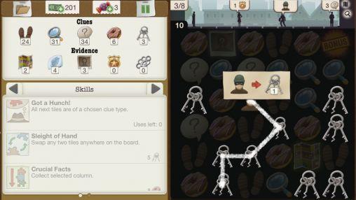Abenteuer-Spiele Another case solved für das Smartphone