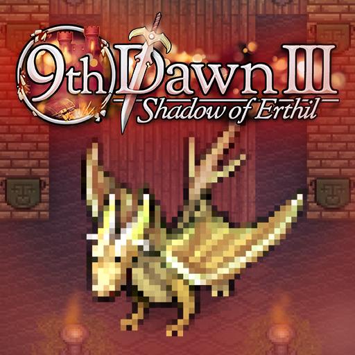 9th Dawn III RPG icône