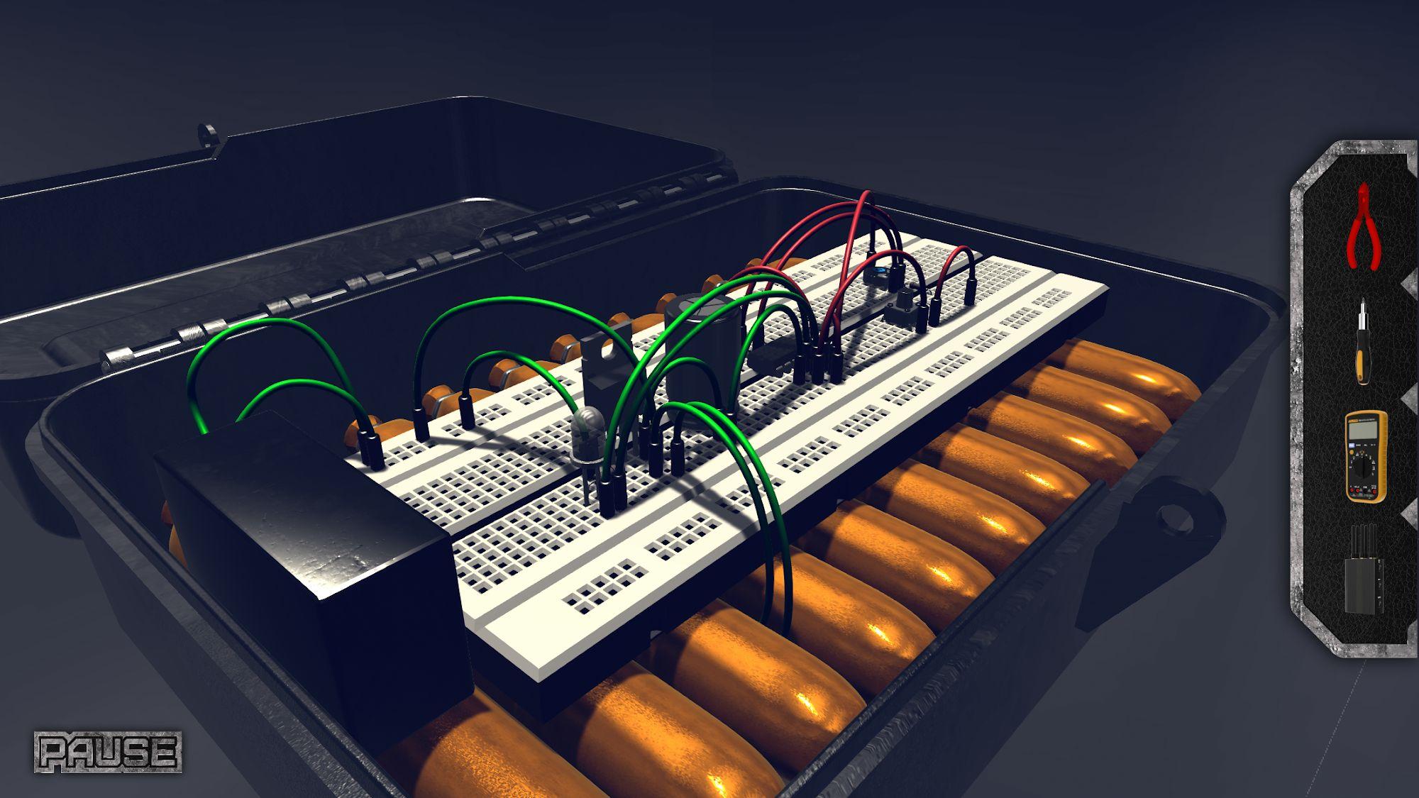 Bombsquad 3D screenshot 1