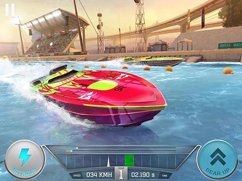 Top boat: Racing simulator 3D auf Deutsch