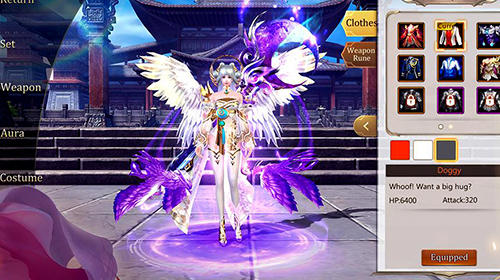 Dynasty blade 2: ROTK Infinity glory für Android