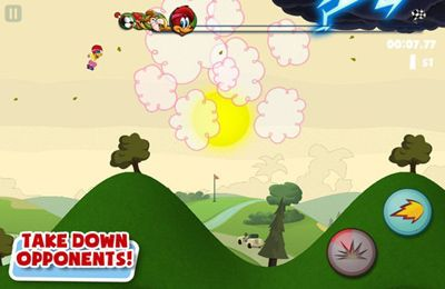 Multiplayer games: download Woody Woodpecker to your phone