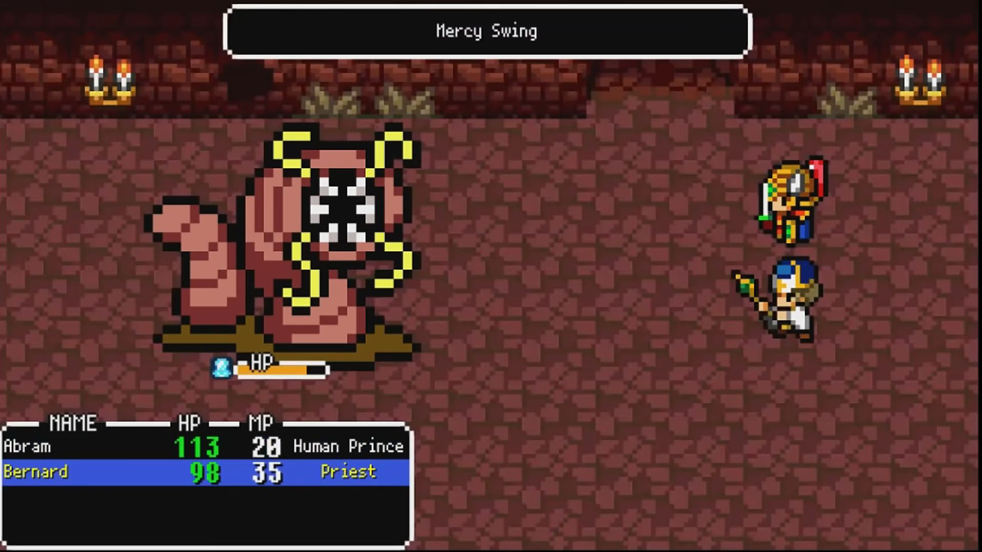 RPG Dragon Sinker capture d'écran 1