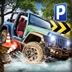 4x4 offr-oad parking simulator icono