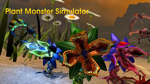 Plant monster simulator Screenshot