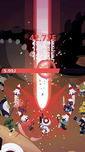 Arcade Tap! Captain Star für das Smartphone