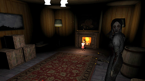 The fear 2: Creepy scream house screenshot 3