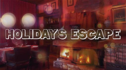Can you escape: Holidays captura de tela 1