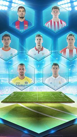 Manager Dream eleven: La Liga auf Deutsch