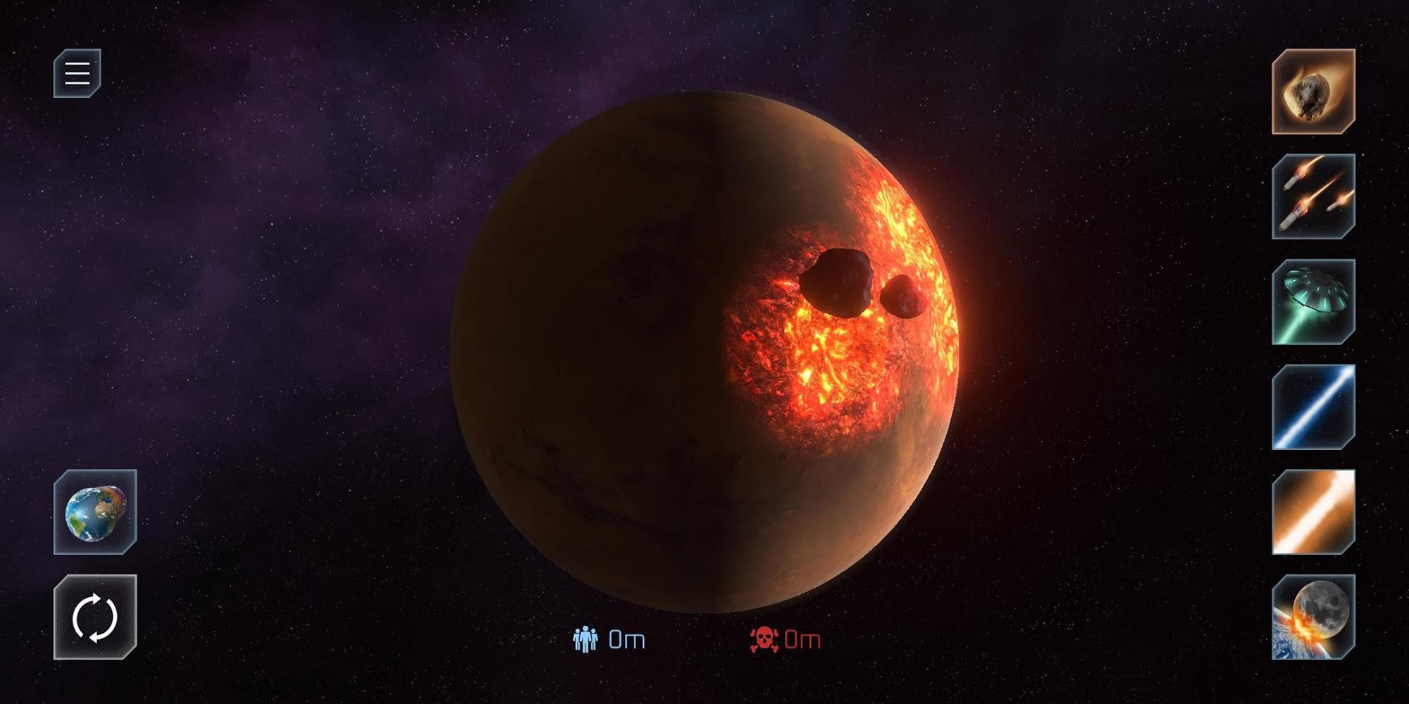 Solar Smash capture d'écran 1