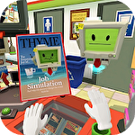 Job simulator icon