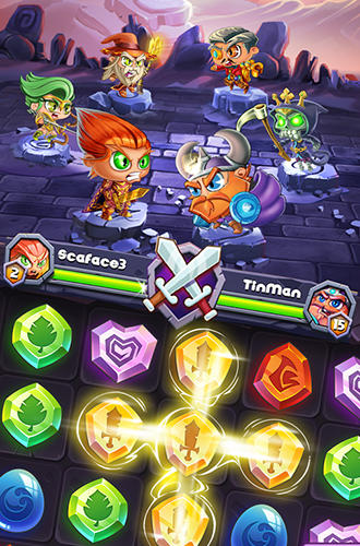 Gems frontier for Android