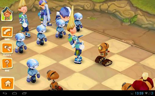 Тoon clash: Chess para Android