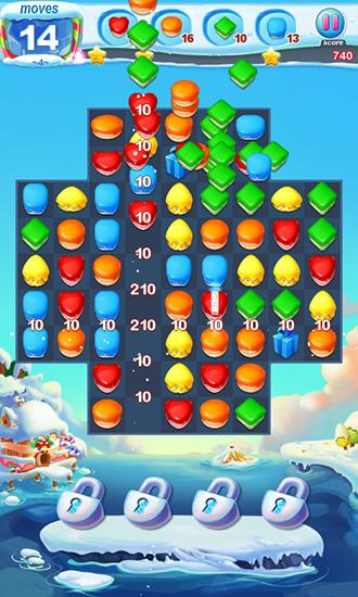 Cookie blast frenzy Screenshot