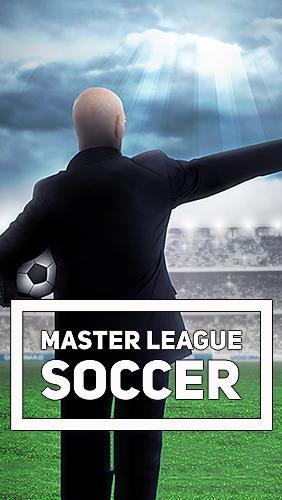 Master league soccer screenshot 1