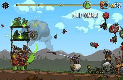 超级装甲战龟为iPhone