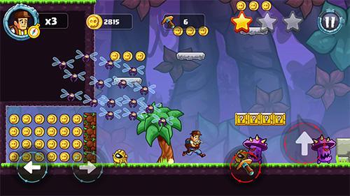 Jungle world: Super adventure für Android