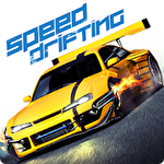 Dirt car racing: An offroad car chasing game Symbol