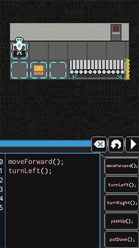Automaton capture d'écran