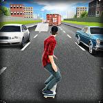 Street skater 3D 2 icon