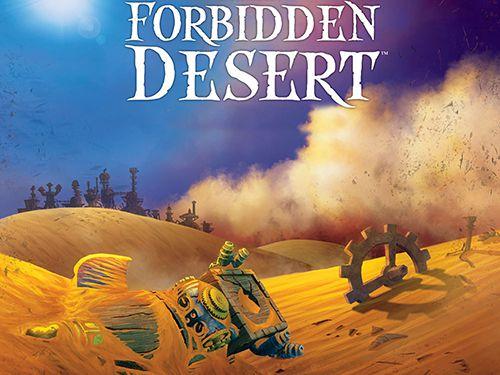 logo Verbotene Wüste