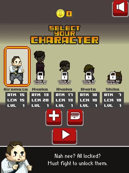 Arcade-Spiele Sudden bonus für das Smartphone