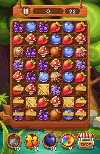 Arcade Mystery forest match für das Smartphone