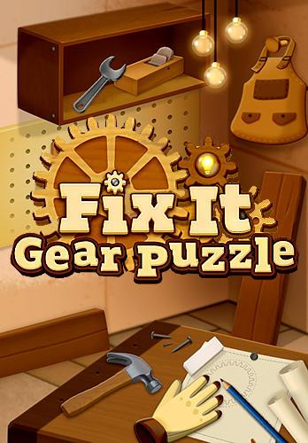 Fix it: Gear puzzle Screenshot