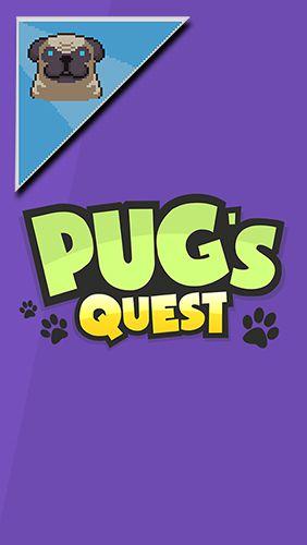 logo Pug's quest