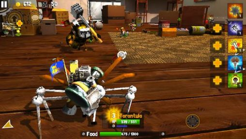 Bug heroes 2 für Android