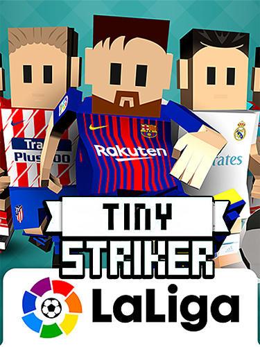 Tiny striker La Liga 2018 Screenshot