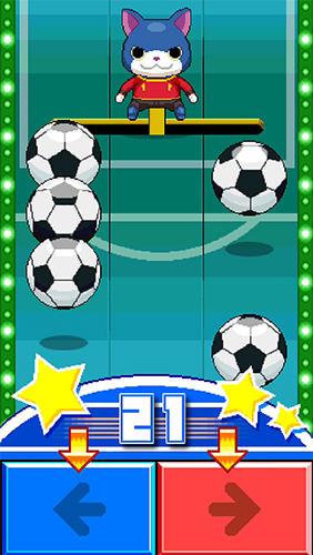 Arcade Iron finger: Arcade mini game für das Smartphone