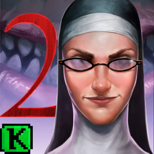 Evil Nun 2 : Stealth Scary Escape Game Adventure ícone