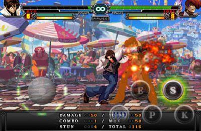 El reino de los luchadores 2012 para iPhone gratis