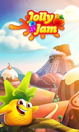 Jolly jam ícone