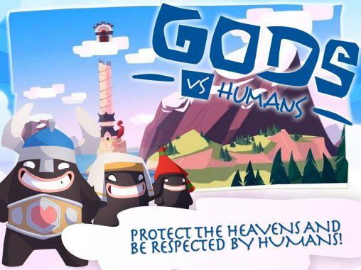 Gods vs humans captura de pantalla 1