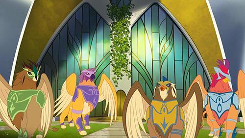 Mysticons: Secrets of Gemina Screenshot