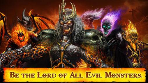 RPG Dragon vs gods für das Smartphone
