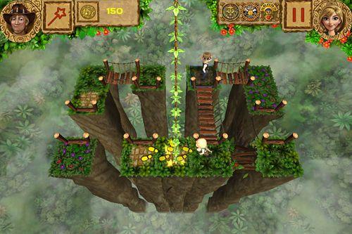 Captura de tela Tesouro do templo: Quebra-cabeça de aventura no iPhone