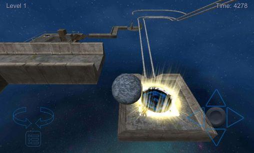 Arcade-Spiele Balling 3D für das Smartphone