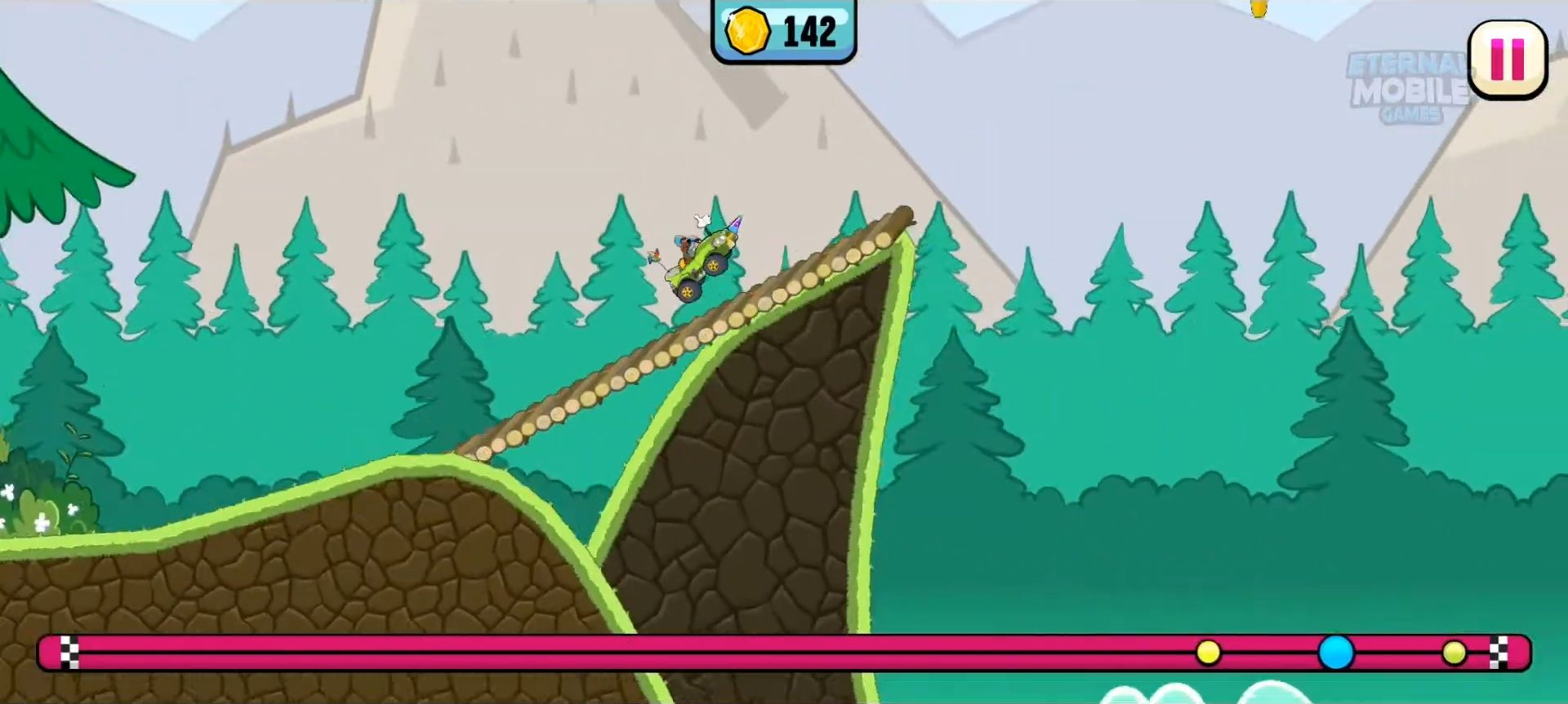 Boomerang Make and Race 2 - Cartoon Racing Game screenshot 1