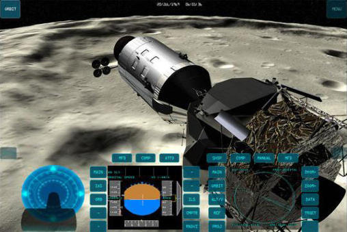 Space simulator capture d'écran 1