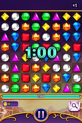 Arcade-Spiele: Lade Bejeweled: Blitz auf dein Handy herunter