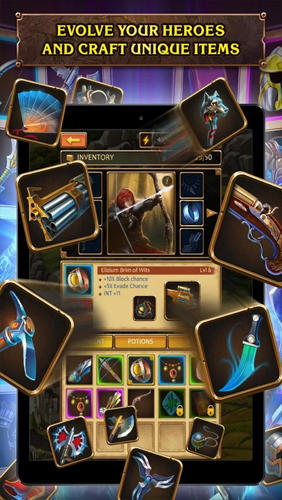Shadow quest: Heroes story Screenshot