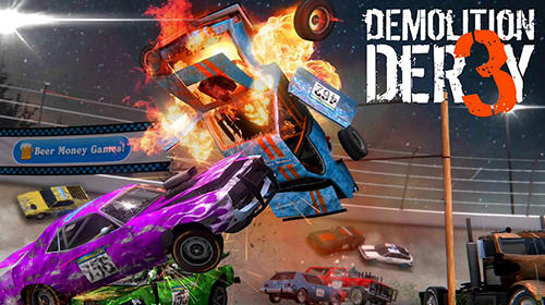 Demolition derby 3 screenshot 1