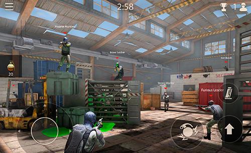 Juegos de acción Zombie rules: Mobile survival and battle royale para teléfono inteligente