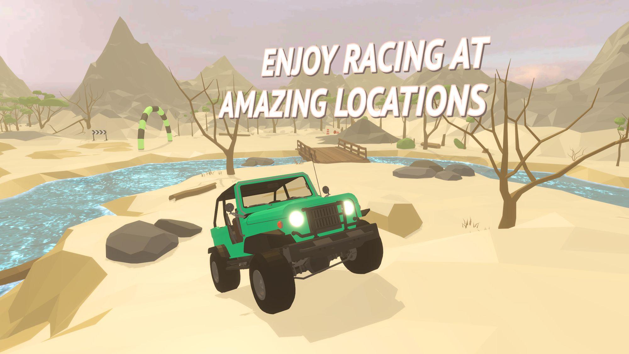 Offroad Racing Online screenshot 1