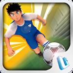 Soccer runner: Football rush icon