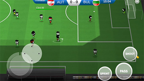Stickman soccer 2018 para Android