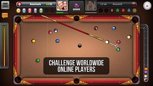 Online Pool ball master für das Smartphone